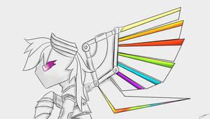Rainbow DashBot