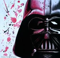 Darth Vader by allstarrunner