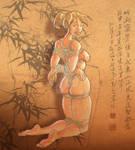 shibari recol by Manolo-Le-Cokin
