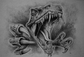 Dinosaur 2 by GatoDelCielo