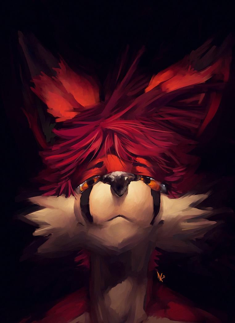 The Fox by GatoDelCielo