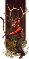 Big Game Huntsman RED
