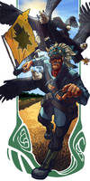 Chief Eaglefeather BLU by Syncrasis