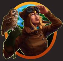 Lomadia owl