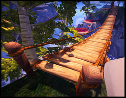 Long Bridge by Syncrasis