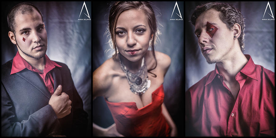 Monete Family - Faces Of The Underworld by Sk8ergirl-16