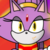 Blaze The Cat Icon by DarkXeo