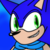 Sonic TH Icon by DarkXeo