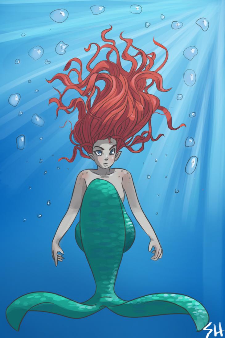 Siren by HawkRose00