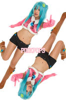 VOCALOID. pinkpops by strawdoll