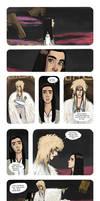 Labyrinth comic 1. A Bad Dream.