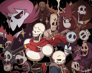 bones by Ssalbug