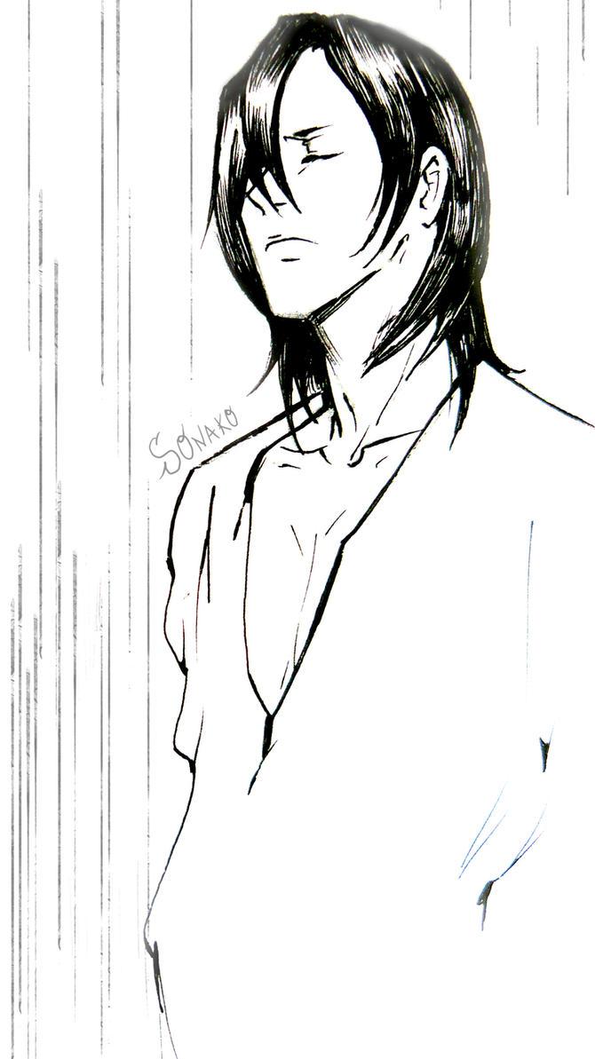 Byakuya by S0nako