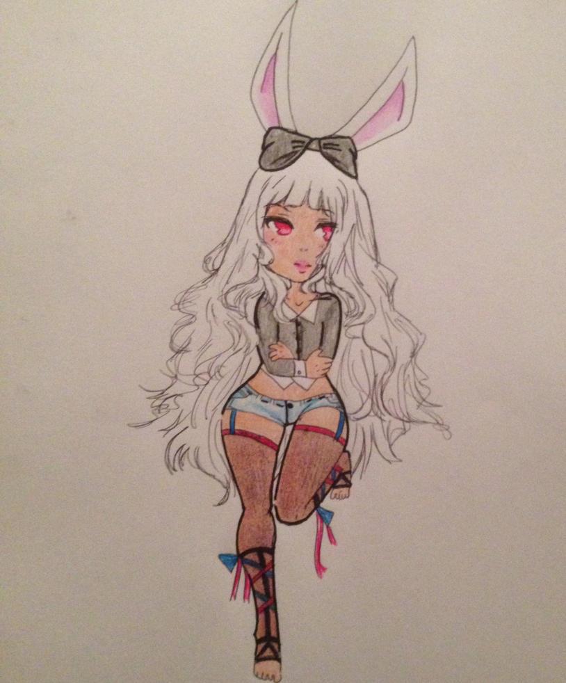 Elin bunny by ZeldaHatter