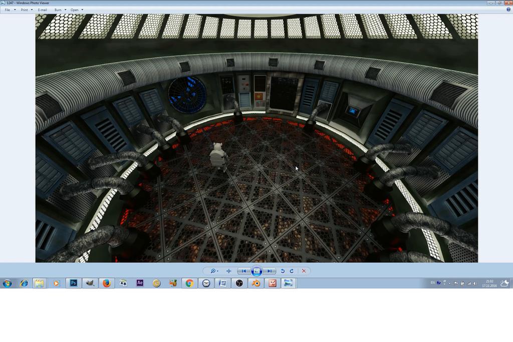 Blender tutorial Create 3D model sci-fi grid floor by VikiTar
