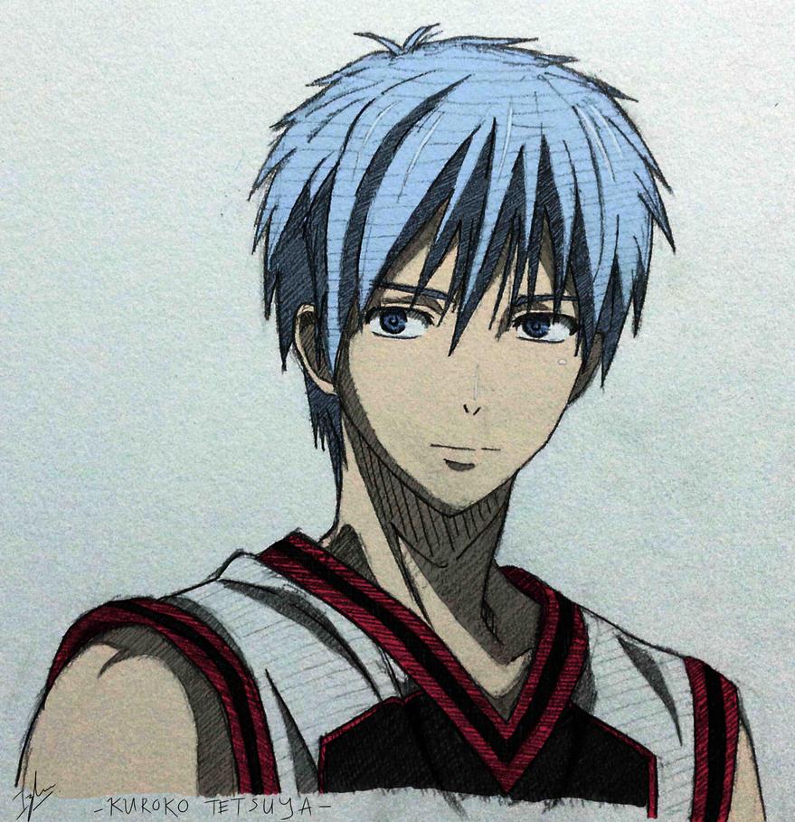 Kuroko Tetsuya (colored) by Izham-ZK9
