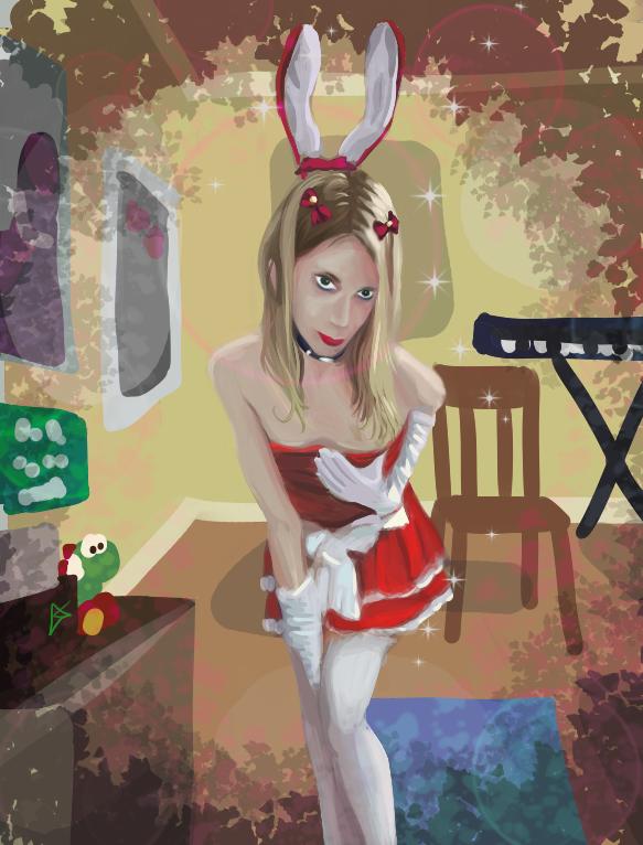 Emma in Red by bjoern9002