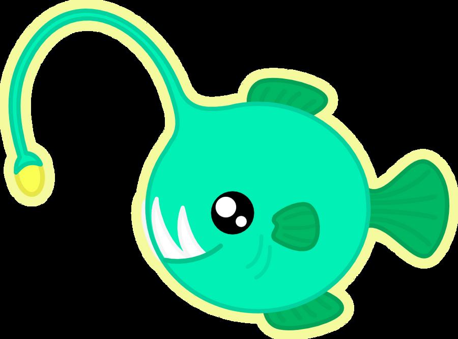 DD Angler Fish Kawaii By Amis0129 On DeviantArt