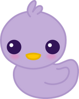 Prize: Kawaii Duck by amis0129