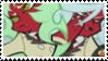 Demon Sisters Stamp by AHoundoomNamedBea