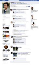 Castiel's Facebook Page