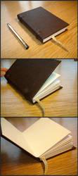 Pocket book by w176
