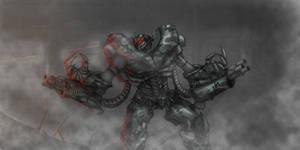 Heavy armor!