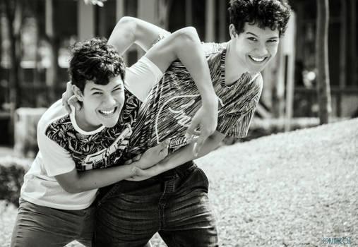 Arturo and Lucca