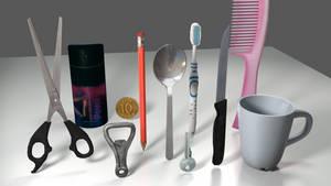 Common Household Items