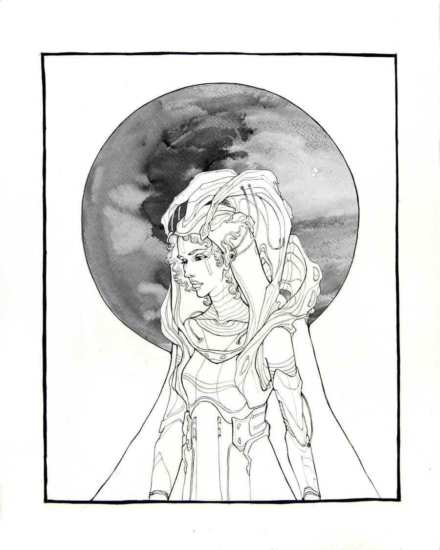 Bene Gesserit by Afilimona