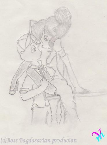 Brittany love Alvin by brittanyandalvin