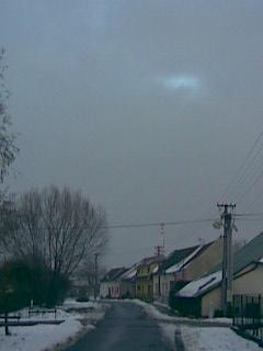 Snow Street by brittanyandalvin