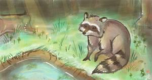 coon by Paleona