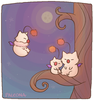 Nocturnal Mogs by Paleona