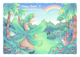 Happy Hoenn by Paleona