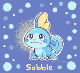 Sobble by Paleona