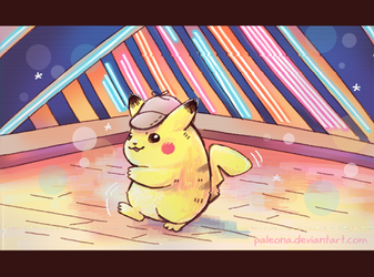 Detective Pikachu: Full Picture rickroll by Paleona