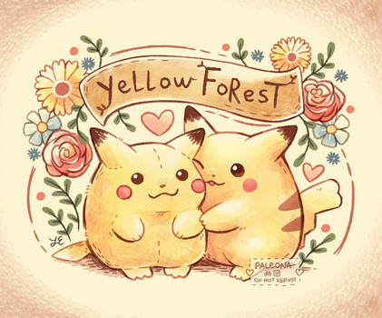 Yellow Forest v.4