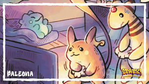 Spark! An Electric Pokemon Zine preview