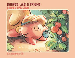 Shaped Like a Friend: Kirby's Epic Zine preview