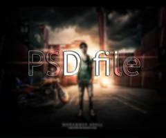 Sunshine PSD file by nakorabi