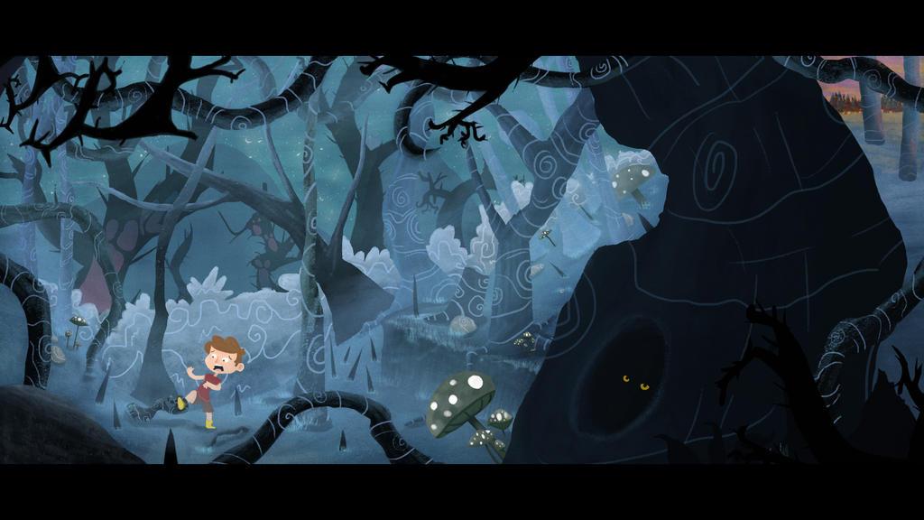 Bosque Oscuro by JosipTaylor