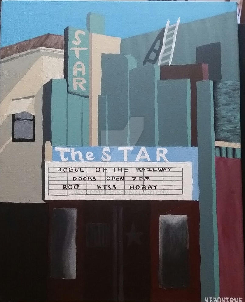 The Star Theater by AkiComics