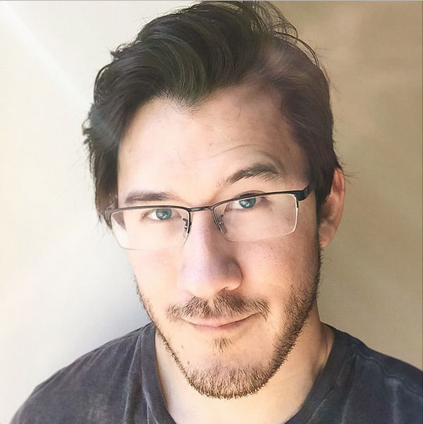 Markiplier- Blueish Green Eyes by ChristinePi on DeviantArt Markiplier
