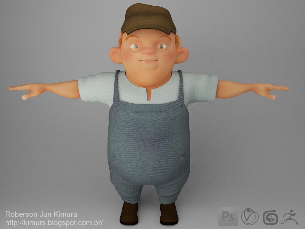 Big Boy by robersonjk