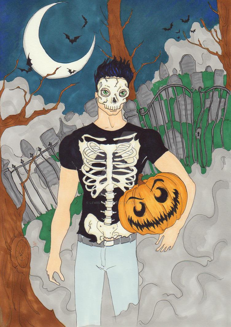 Skull Boy by Lewis-James