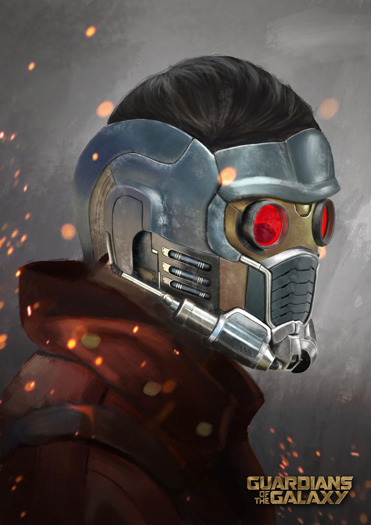 Starlord by Ismariandas