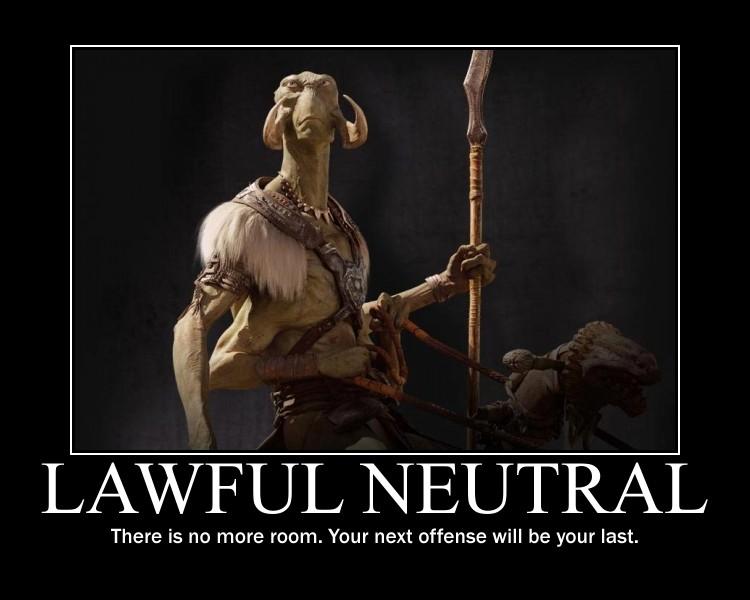 Lawful Neutral Tars Tarkas by 4thehorde on DeviantArt