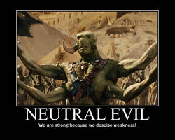 Neutral Evil Tal Hajus by 4thehorde