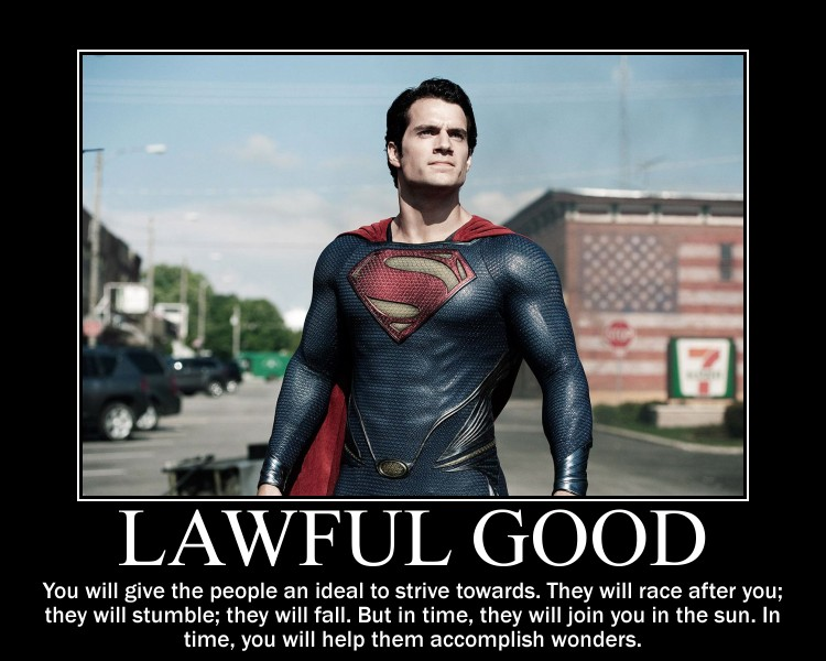 what is lawful good